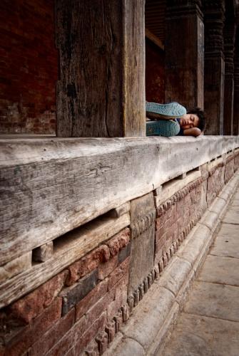 temple nap